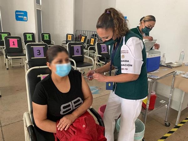 Concluyó vacunación del personal de salud del Hospital General de Zona 1 del IMSS