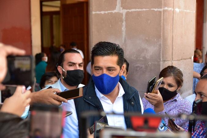 Renuncia Leonardo Montañez a Secretaría de Desarrollo Social para buscar alcaldía de Aguascalientes