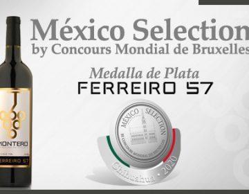 Premian a Hacienda Montero en concurso internacional de vinos
