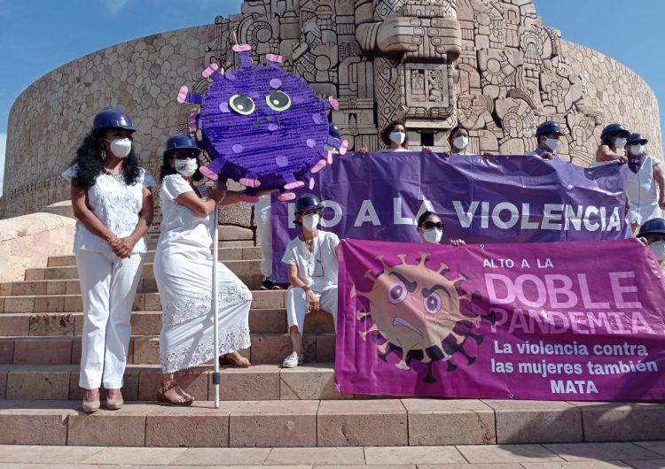 Es gobierno yucateco cómplice en violencia de género