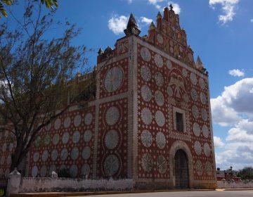 """Preparan restauración del Templo """"Santo Domingo"""" de Uayma"""