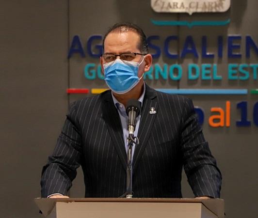 Busca gobierno estatal ampliar a ocho puntos de vacunación en el municipio de Aguascalientes