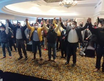 Dirigente de burócratas de Tijuana es precandidato a diputado por la Coalición Va por BC