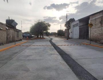 Inversión de más de 7 mdp para obras de infraestructura en Jesús María