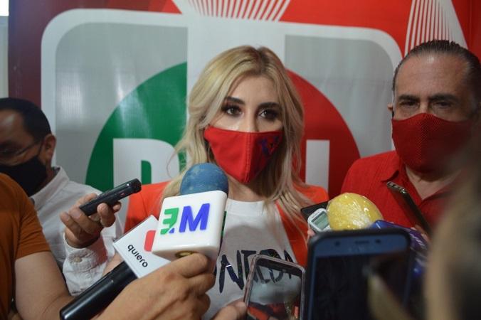 Presenta PRI su planilla para el ayuntamiento de Aguascalientes