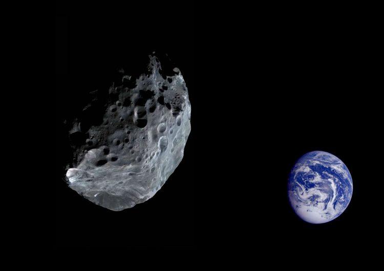 La próxima semana pasará el mayor asteroide que se acercará a la Tierra en 2021