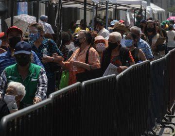 México rebasa las 600,000 aplicaciones de esquemas completos de vacuna anti-COVID-19