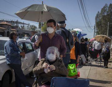 México no está fuera de peligro por el COVID-19, la circulación del virus sigue siendo alta: OMS