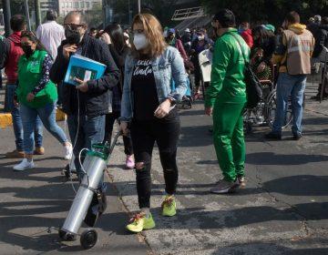 COVID-19: México presenta hoy 190,923 muertes; en las últimas 24 horas se sumaron 319