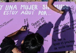 #8M2021: docenas de miles de mujeres toman las calles mexicanas contra la violencia de género