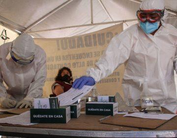 México suma 6,674 casos de COVID-19 y 699 fallecimientos
