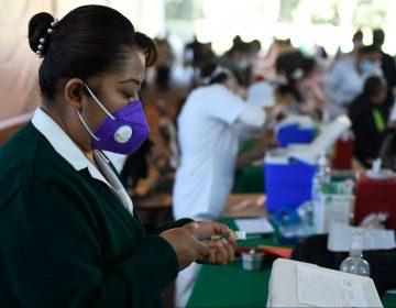 México ha aplicado 3,779,969 dosis de vacunas a la población
