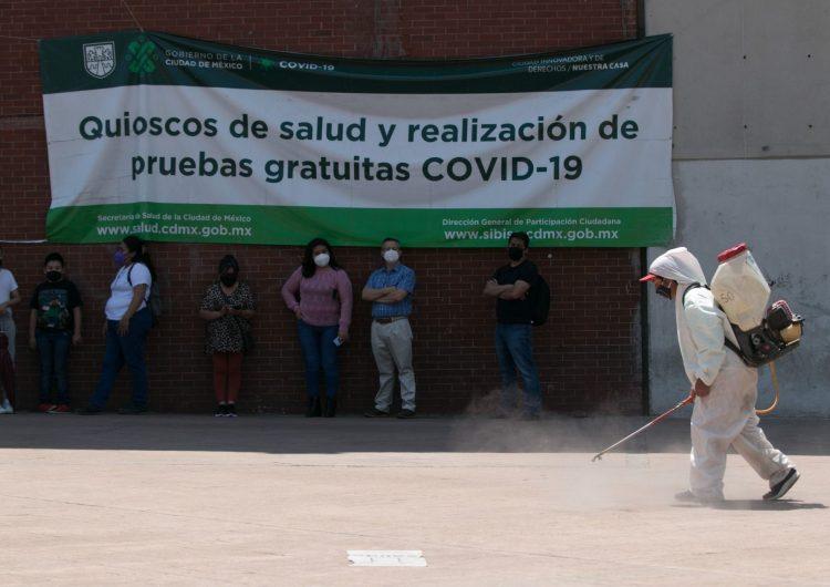 Se aplican más de cuatro millones de vacunas contra COVID-19 en México