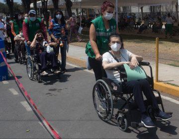 México acumula 6,455 casos confirmados de COVID-19 y 789 fallecimientos