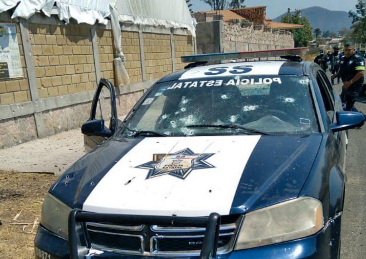 Al menos 13 muertos en una emboscada contra convoy policial en el Edomex