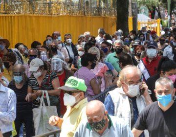 COVID-19: México suma 200,862 decesos; hay 35,633 casos de contagios activos