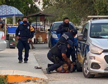 """""""¡La mataron!"""", un clamor surgido en Tulum que se hace nacional"""