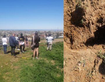 Encuentran restos humanos en la Colonia Obrera