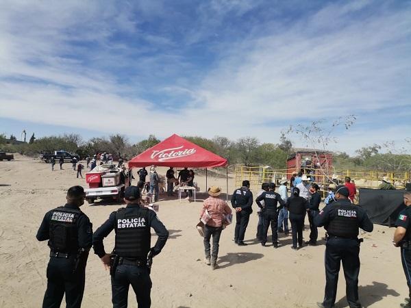 Por incumplir protocolos sanitarios, cancelan rodeo baile en Tepezalá
