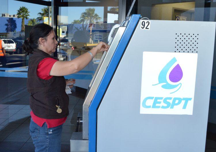 Ofrecen descuentos y promociones a usuarios cumplidos de la CESPT