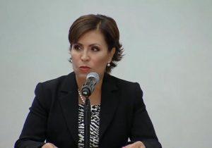 Dobla la manos Rosario Robles y ofrece ser culpable