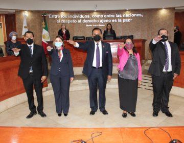 Entran cinco diputados suplentes al Congreso de Baja California
