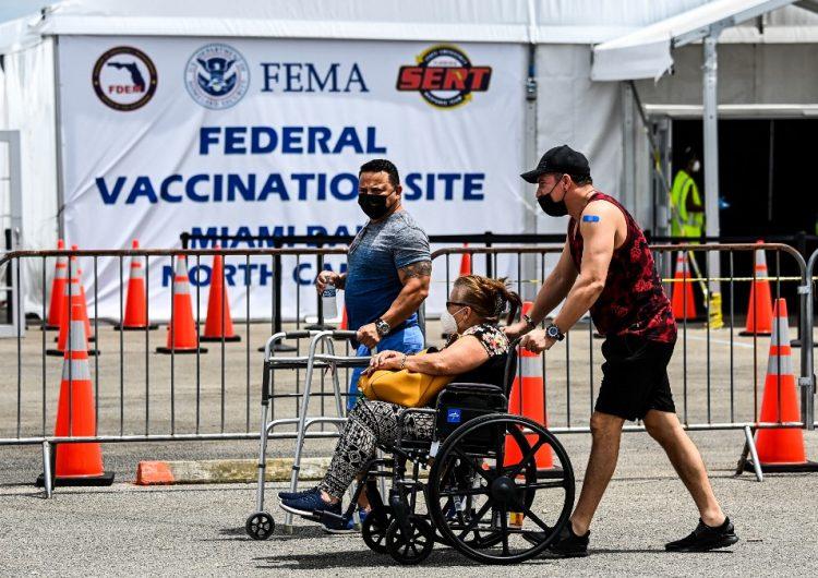Biden anuncia que todos los adultos de EU podrán vacunarse desde el 19 de abril