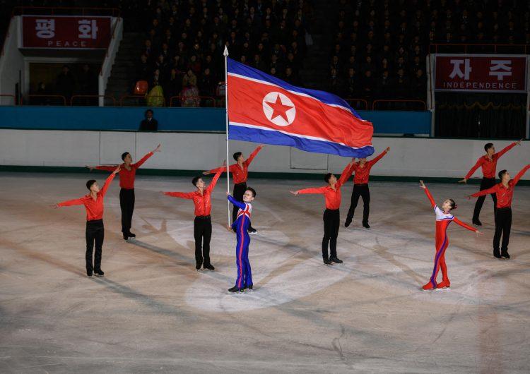 Corea del Norte no participará en los Juegos Olímpicos por riesgo de contagio de covid-19