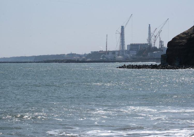 Japón verterá al mar más de un millón de toneladas de agua procedente de la central nuclear de Fukushima