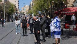 Israel suspende el uso obligatorio de mascarillas al aire libre…