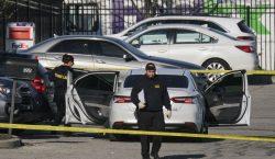 Ocho muertos en un tiroteo masivo en instalaciones de FedEx…