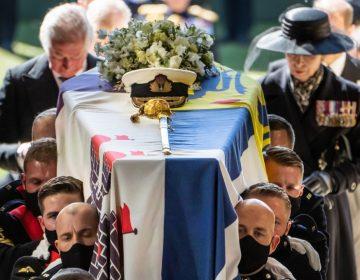 Así fue el funeral del príncipe Felipe, esposo de la reina Isabel II