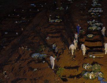 Entierros nocturnos: la nueva normalidad del mayor cementerio de América Latina