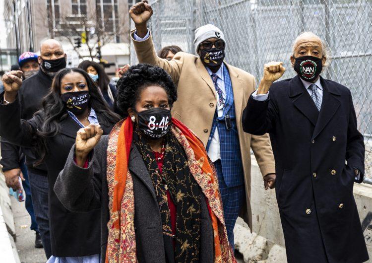 Familia de George Floyd sufre angustia ante el veredicto del jurado: Biden
