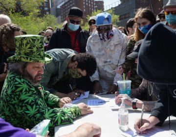 """""""Un porro por una vacuna"""": marihuana gratis para los neoyorquinos vacunados"""