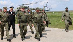 Rusia anuncia el inicio de la retirada de sus tropas…