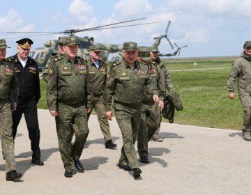 Rusia anuncia el inicio de la retirada de sus tropas cerca de Ucrania