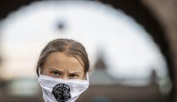 Greta Thunberg acusa a los políticos de ignorar crisis climática…