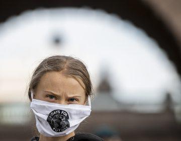 Greta Thunberg acusa a los políticos de ignorar crisis climática en discurso en el Capitolio