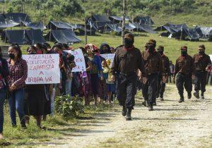 El EZLN partirá el 3 de mayo rumbo a Europa para denunciar genocidio contra pueblos originarios