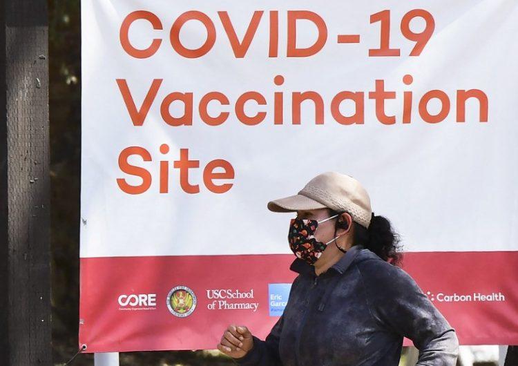 100 millones de personas están completamente vacunadas contra el covid en EU