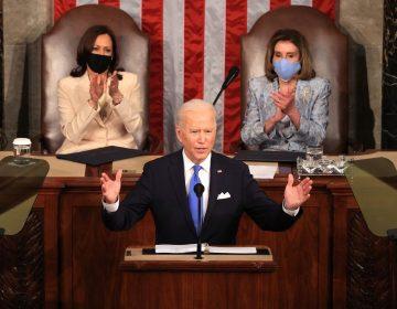 """Biden pide aprobar una ley para proteger a """"soñadores"""" en su primer discurso ante el Congreso"""