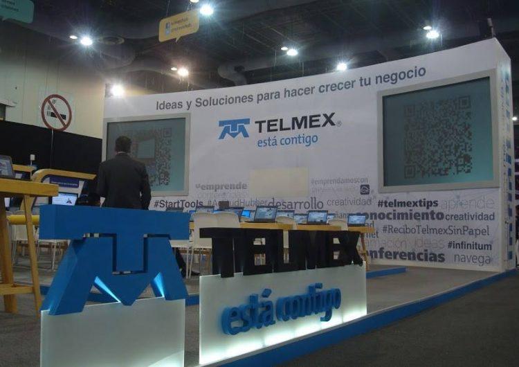 Acusa Presidente a Telmex de campaña contra reforma