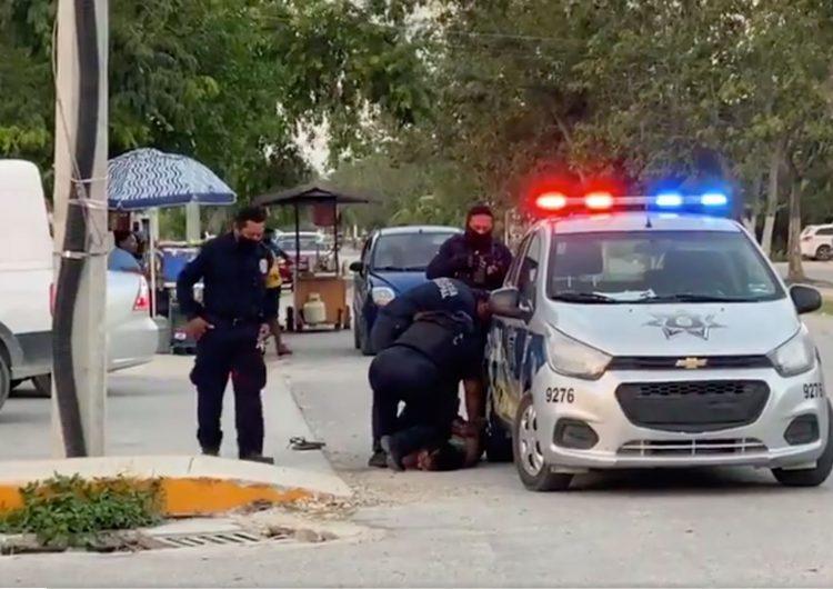 Vinculan a proceso a 4 policías que mataron a Victoria en Tulum