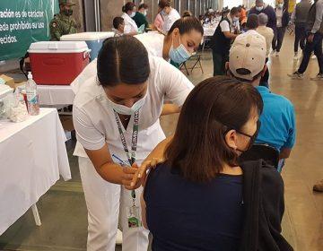 Aún faltan de vacunarse más de 15 mil adultos mayores en Aguascalientes