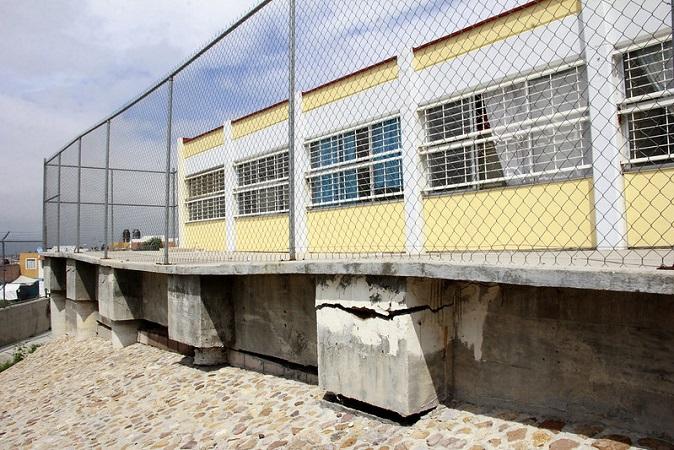 Fueron vandalizadas 30% de las escuelas de Aguascalientes