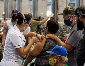 Terminó la aplicación de las primeras dosis de vacunas contra el Covid-19 en Aguascalientes