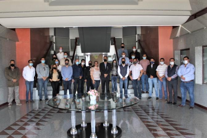 Atiende municipio de Jesús María peticiones del sector empresarial