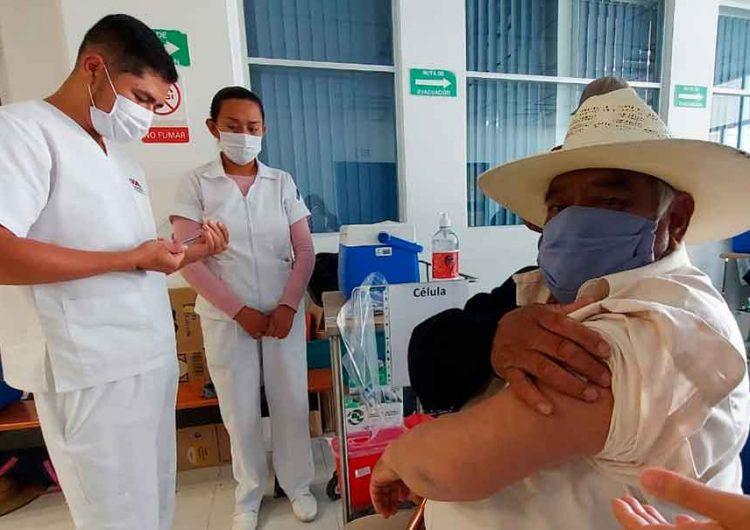 JUEVES Y VIERNES. 70 puntos de vacunación en 41 municipios más de Puebla