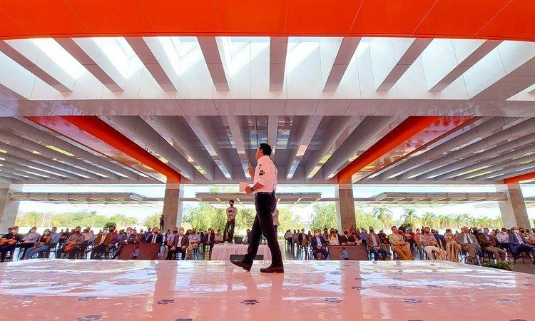 Presenta Leo Montañez cinco ejes de plan estratégico de gobierno